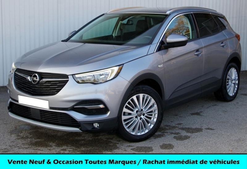 Opel GRANDLAND X 1.5 D 130CH INNOVATION BVA6 Diesel GRIS ARTENSE Occasion à vendre