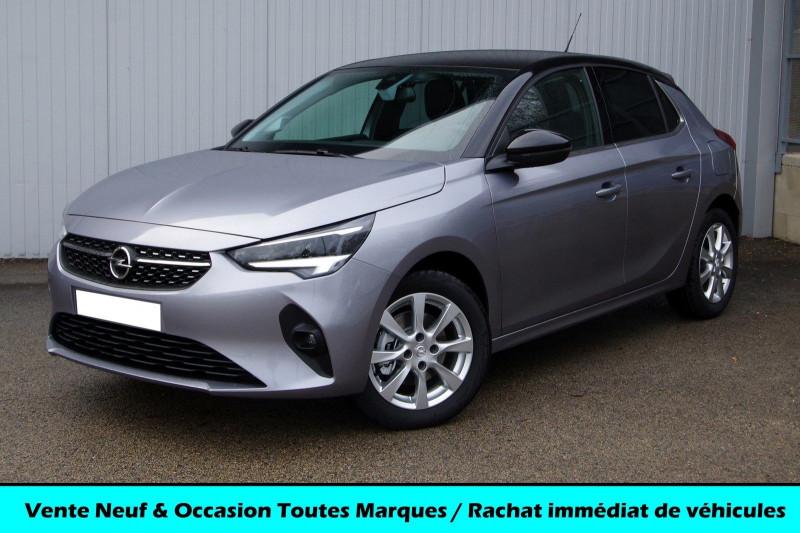 Opel CORSA 1.2 TURBO 100 CH ELEGANCE Essence GRIS TOIT NOIR Neuf à vendre