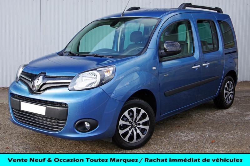 Renault KANGOO II BLUE DCI 95 LIMITED Diesel BLEU ETOILE Neuf à vendre
