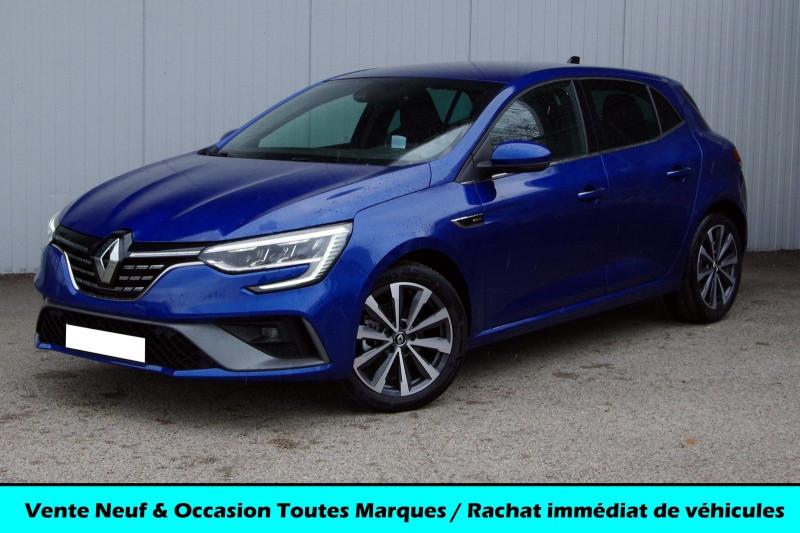 Renault MEGANE IV 1.5 BLUE DCI 115CH RS LINE EDC Diesel BLEU IRON Neuf à vendre