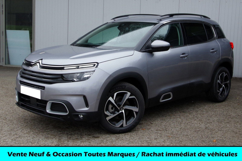 Citroen C5 AIRCROSS PURETECH 180 S&S FEEL EAT8 Essence GRIS ARTENSE Neuf à vendre