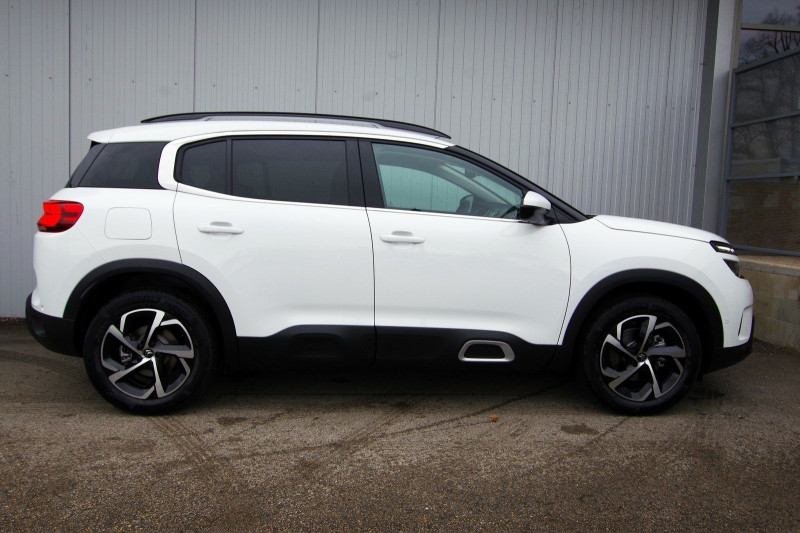 Photo 21 de l'offre de CITROEN C5 AIRCROSS BLUEHDI 130CH S&S FEEL PACK EAT8 à 29200€ chez ACCEL' AUTO