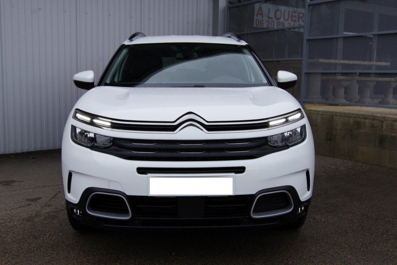 Photo 23 de l'offre de CITROEN C5 AIRCROSS BLUEHDI 130CH S&S FEEL PACK EAT8 à 29200€ chez ACCEL' AUTO
