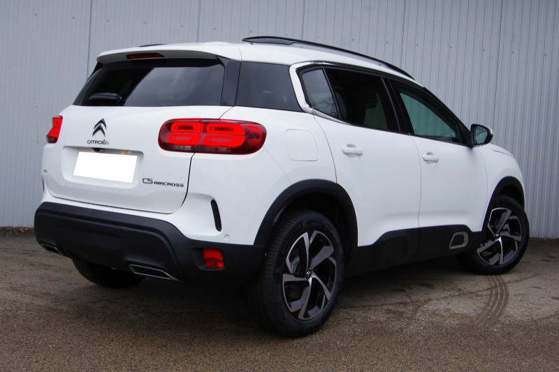 Photo 2 de l'offre de CITROEN C5 AIRCROSS BLUEHDI 130CH S&S FEEL PACK EAT8 à 29200€ chez ACCEL' AUTO