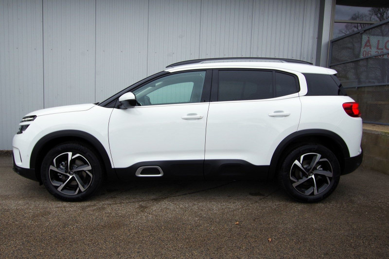 Photo 22 de l'offre de CITROEN C5 AIRCROSS BLUEHDI 130CH S&S FEEL PACK EAT8 à 29200€ chez ACCEL' AUTO