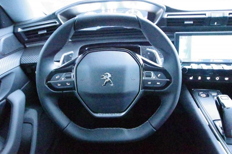 Photo 11 de l'offre de PEUGEOT 508 SW 2.0 BLUEHDI 160 S&S ALLURE EAT8 à 32400€ chez ACCEL' AUTO