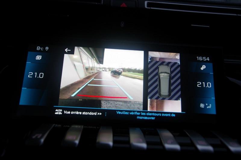 Photo 19 de l'offre de PEUGEOT 508 SW 2.0 BLUEHDI 160 S&S ALLURE EAT8 à 32400€ chez ACCEL' AUTO