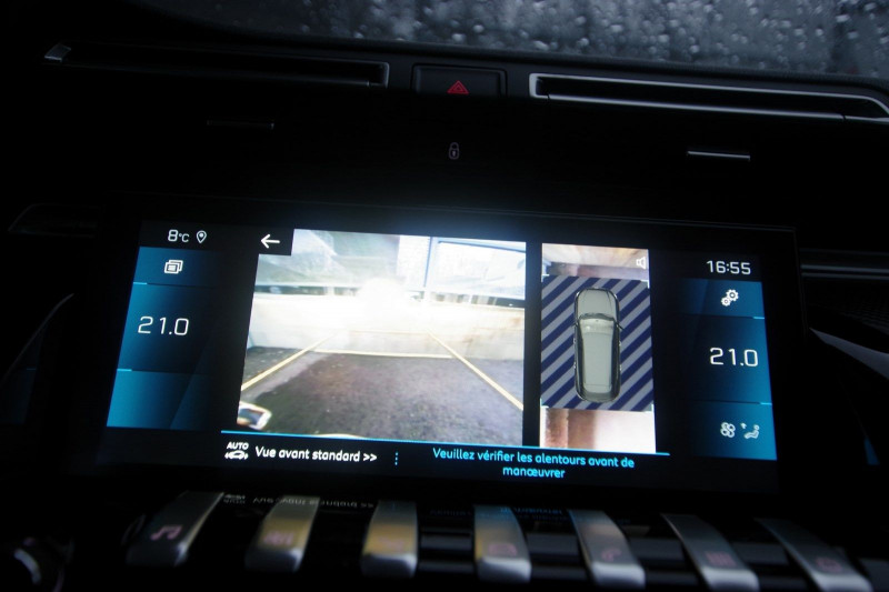 Photo 20 de l'offre de PEUGEOT 508 SW 2.0 BLUEHDI 160 S&S ALLURE EAT8 à 32400€ chez ACCEL' AUTO