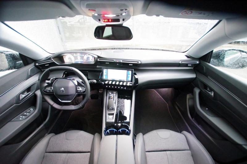 Photo 3 de l'offre de PEUGEOT 508 SW 2.0 BLUEHDI 160 S&S ALLURE EAT8 à 32400€ chez ACCEL' AUTO