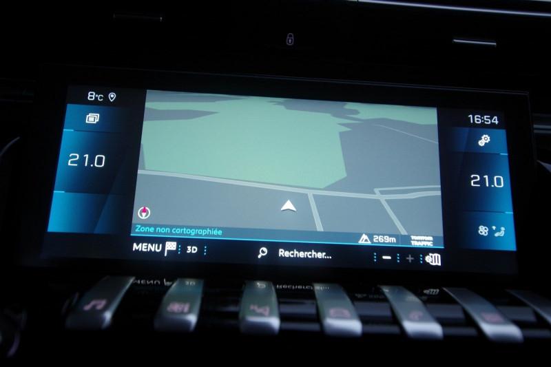 Photo 18 de l'offre de PEUGEOT 508 SW 2.0 BLUEHDI 160 S&S ALLURE EAT8 à 32400€ chez ACCEL' AUTO