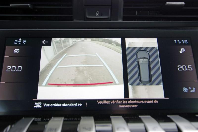 Photo 18 de l'offre de PEUGEOT 508 SW BLUEHDI 160CH S&S GT LINE EAT8 à 33800€ chez ACCEL' AUTO