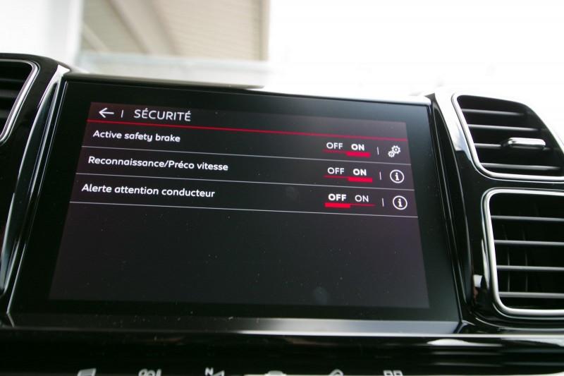 Photo 17 de l'offre de CITROEN C5 AIRCROSS BLUEHDI 130CH S&S FEEL EAT8 à 28200€ chez ACCEL' AUTO