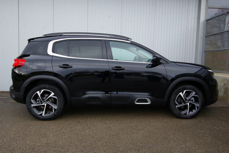 Photo 22 de l'offre de CITROEN C5 AIRCROSS BLUEHDI 130 S&S FEEL EAT8 E6.D à 28950€ chez ACCEL' AUTO