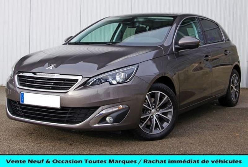 Peugeot 308 1.6 BLUEHDI 120 ALLURE S&S 5P Diesel MARRON Occasion à vendre