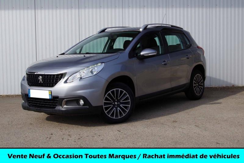 Peugeot 2008 1.6 BLUEHDI 100 ACTIVE Diesel GRIS Occasion à vendre