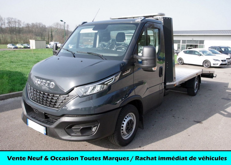 Iveco DAILY 35S18 3.0 HDI 180 - DEPANNEUSE - BVA Diesel GRIS ANTHRACIT Neuf à vendre