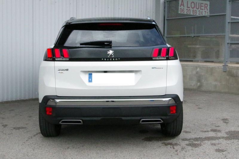 Photo 31 de l'offre de PEUGEOT 3008 HYBRID4 300CH GT E-EAT8 à 38800€ chez ACCEL' AUTO