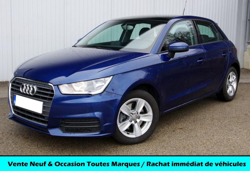 Audi A1 SPORTBACK 1.6 TDI 116 Diesel BLEU Occasion à vendre