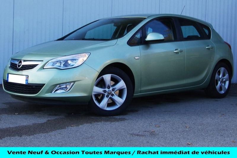 Opel ASTRA 1.7 CDTI 110 COSMO Diesel VERT Occasion à vendre