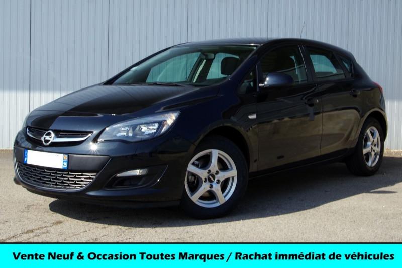 Opel ASTRA 1.7 CDTI 110 ESSENTIA Diesel NOIR Occasion à vendre