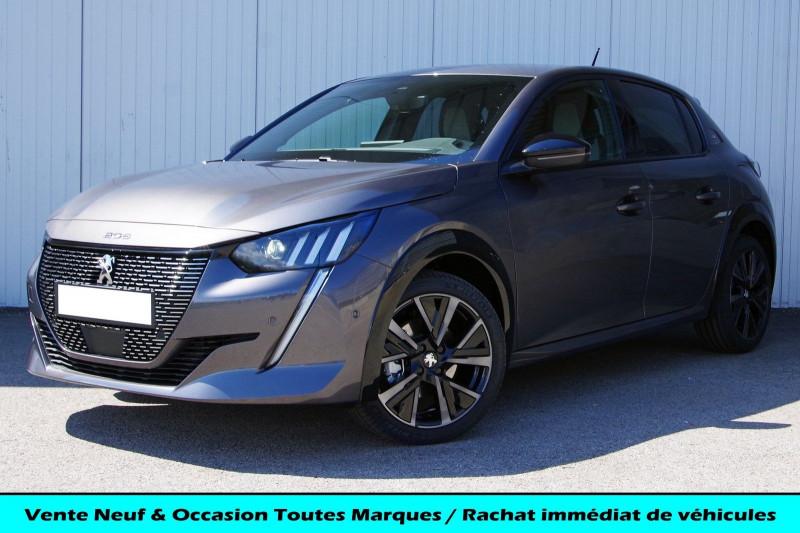 Peugeot 208 1.5 BLUEHDI 100CH S&S GT PACK Diesel GRIS PLATINIUM Neuf à vendre