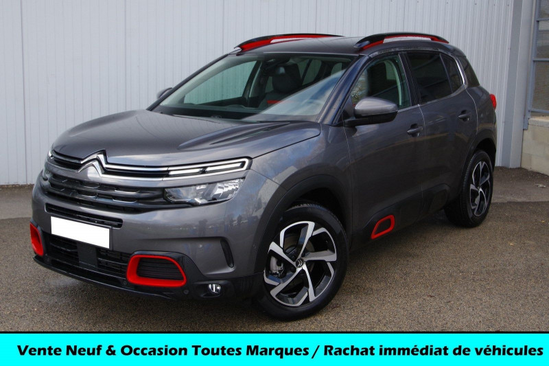 Photo 1 de l'offre de CITROEN C5 AIRCROSS PURETECH 180CH S&S FEEL EAT8 à 28600€ chez ACCEL' AUTO