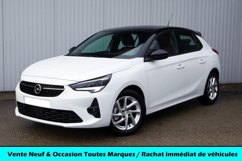 Opel CORSA 1.2 TURBO 130CH GS LINE BVA Essence BLANC TOIT NOIR Neuf à vendre