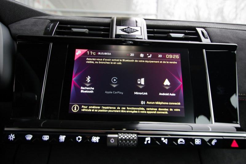 Photo 13 de l'offre de DS DS 7 CROSSBACK PURETECH 180CH PERFORMANCE LINE AUTOMATIQUE à 38300€ chez ACCEL' AUTO