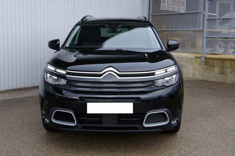 Photo 24 de l'offre de CITROEN C5 AIRCROSS BLUEHDI 130 S&S FEEL EAT8 E6.D à 28950€ chez ACCEL' AUTO