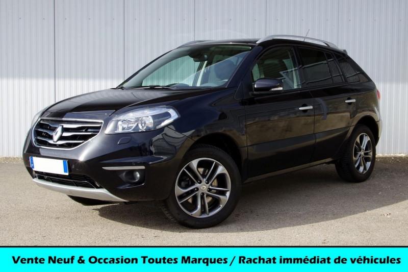 Renault KOLEOS 2.0 DCI 150 EXCEPTION 4X4 Diesel NOIR Occasion à vendre