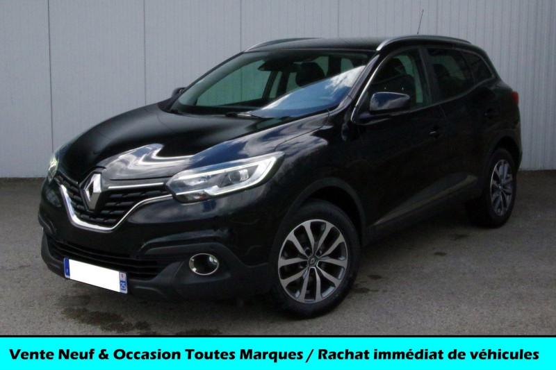 Renault KADJAR 1.5 DCI 110CH ENERGY BUSINESS ECO² Diesel NOIR Occasion à vendre