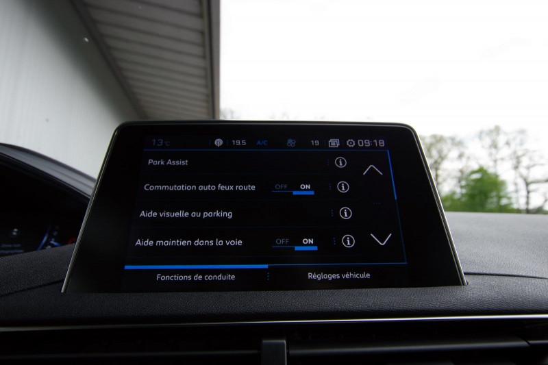 Photo 28 de l'offre de PEUGEOT 5008 2.0 BLUEHDI 180 S&S GT EAT8 à 34950€ chez ACCEL' AUTO