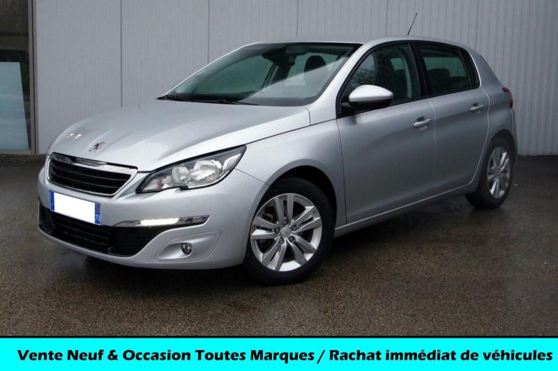 Peugeot 308 1.6 E-HDI 115 BUSINESS PACK 5P Diesel GRIS ALUMINIUM Occasion à vendre