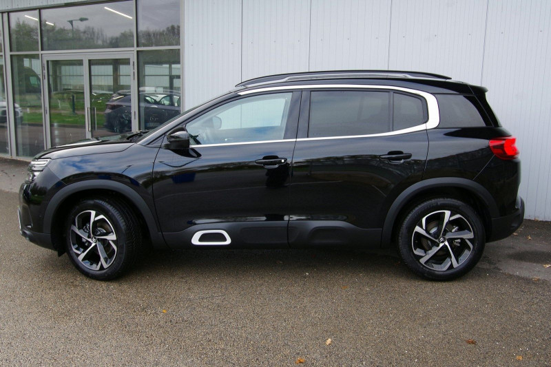 Photo 9 de l'offre de CITROEN C5 AIRCROSS PURETECH 180CH S&S FEEL EAT8 à 28600€ chez ACCEL' AUTO
