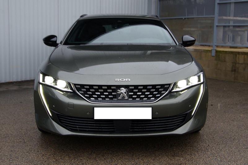 Photo 28 de l'offre de PEUGEOT 508 SW BLUEHDI 160CH S&S GT LINE EAT8 à 36400€ chez ACCEL' AUTO