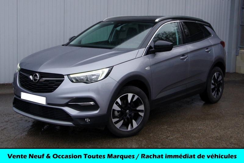 Opel GRANDLAND X 1.5 D 130CH INNOVATION BVA8 Diesel GRIS /TOIT NOIR Occasion à vendre