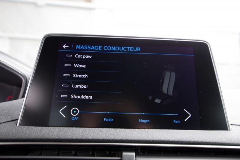 Photo 14 de l'offre de PEUGEOT 5008 2.0 BLUEHDI 180 S&S GT EAT8 à 34950€ chez ACCEL' AUTO