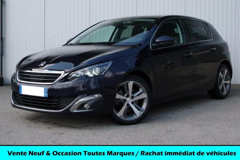 Peugeot 308 2.0 BLUEHDI 150 FELINE S&S EAT6 5P Diesel BLEU Occasion à vendre