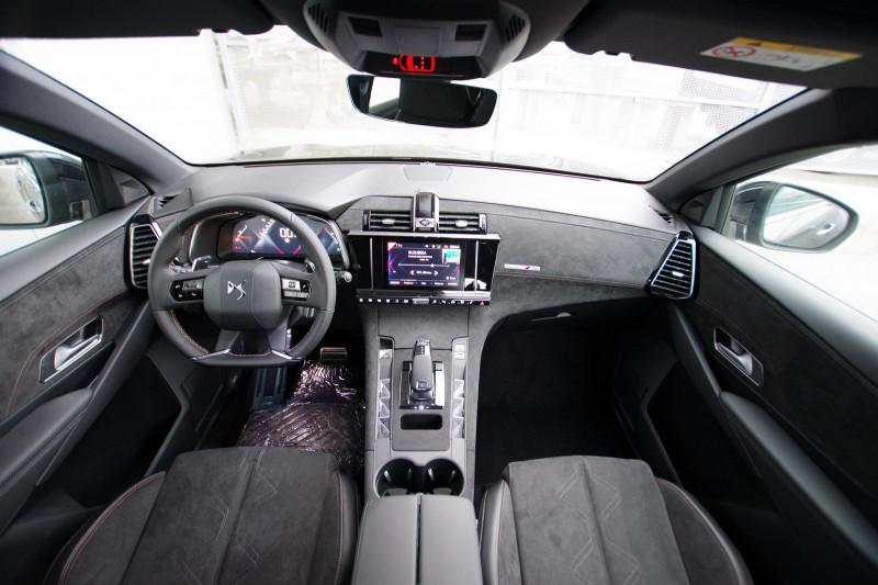 Photo 3 de l'offre de DS DS 7 CROSSBACK PURETECH 180CH PERFORMANCE LINE AUTOMATIQUE à 38300€ chez ACCEL' AUTO