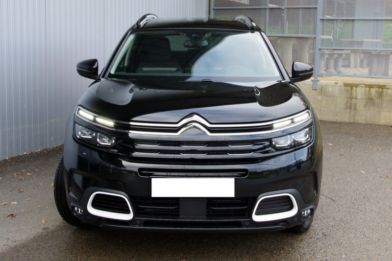 Photo 13 de l'offre de CITROEN C5 AIRCROSS PURETECH 180CH S&S FEEL EAT8 à 28600€ chez ACCEL' AUTO