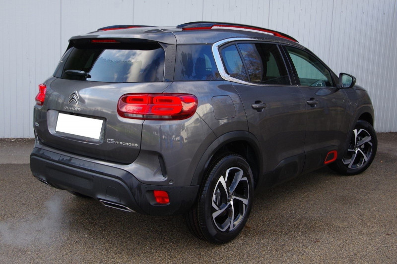 Photo 2 de l'offre de CITROEN C5 AIRCROSS PURETECH 180CH S&S FEEL EAT8 à 28600€ chez ACCEL' AUTO