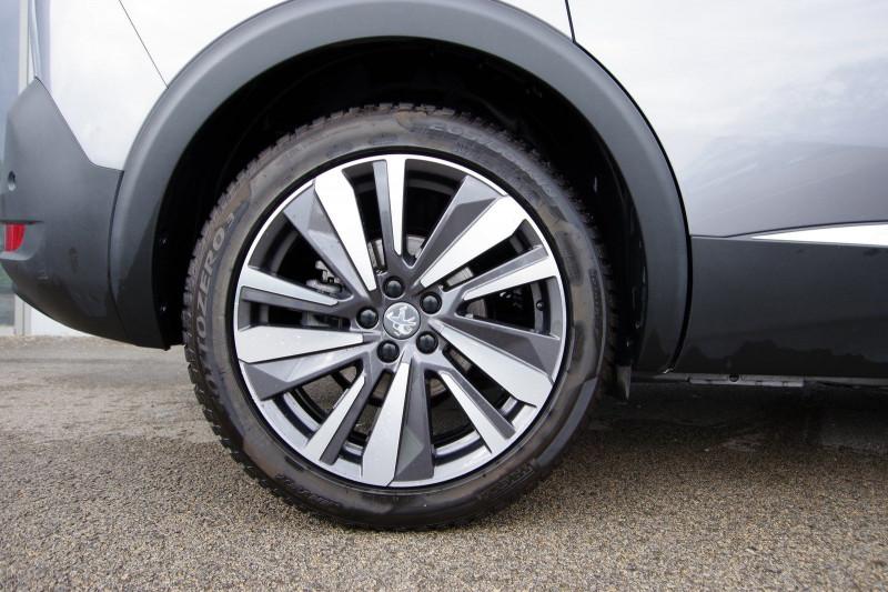 Photo 9 de l'offre de PEUGEOT 5008 2.0 BLUEHDI 180 S&S GT EAT8 à 34950€ chez ACCEL' AUTO