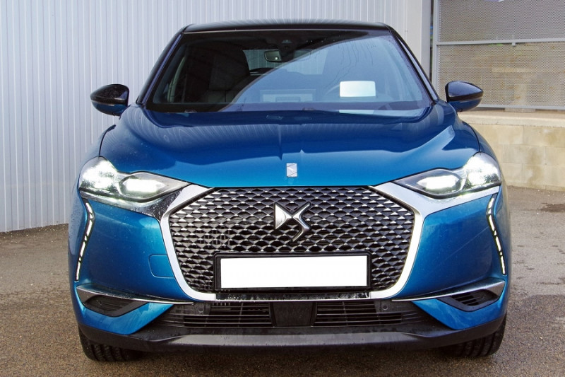 Photo 10 de l'offre de DS DS 3 CROSSBACK BLUEHDI 100CH GRAND CHIC à 25900€ chez ACCEL' AUTO