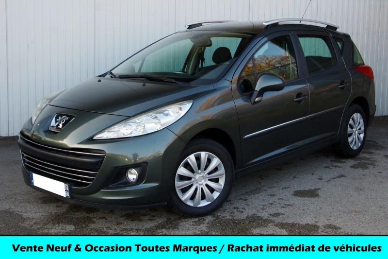 Peugeot 207 SW 1.6 VTI 120 16V PREMIUM Essence GRIS Occasion à vendre