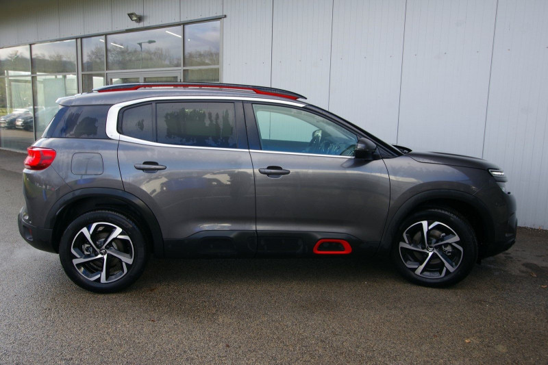 Photo 14 de l'offre de CITROEN C5 AIRCROSS PURETECH 180CH S&S FEEL EAT8 à 28600€ chez ACCEL' AUTO