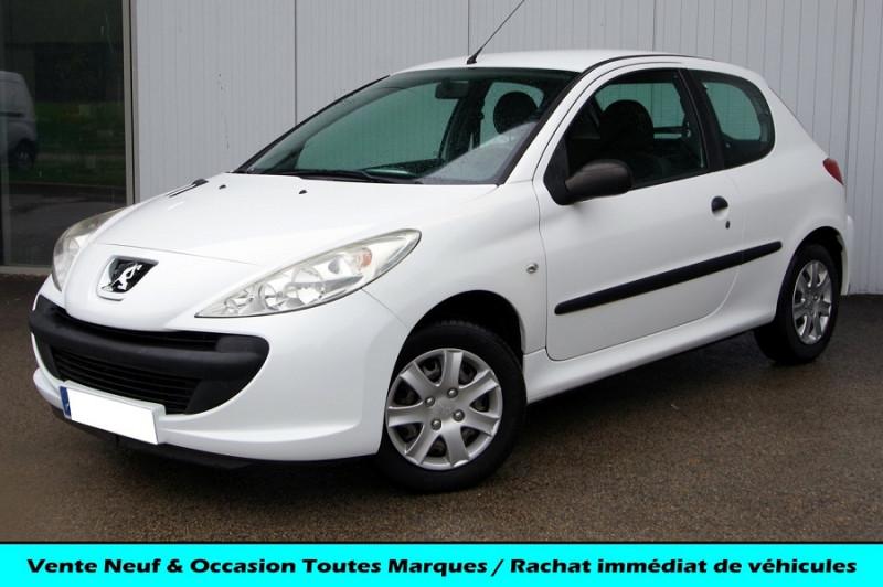 Peugeot 206 + 1.4 HDI 70 URBAN 3P 5 PLACES Diesel BLANC Occasion à vendre