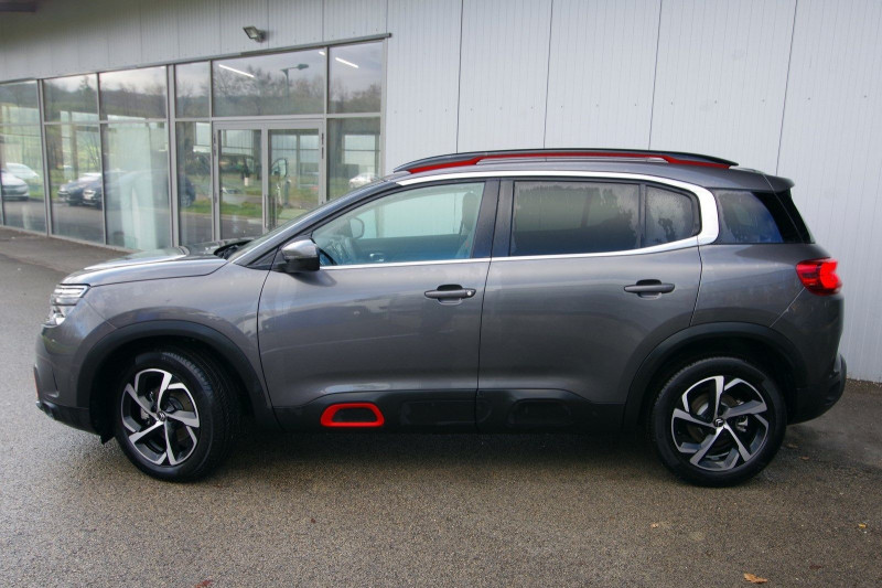 Photo 18 de l'offre de CITROEN C5 AIRCROSS PURETECH 180CH S&S FEEL EAT8 à 28600€ chez ACCEL' AUTO