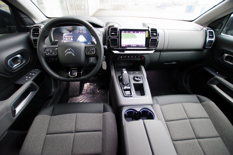 Photo 3 de l'offre de CITROEN C5 AIRCROSS PURETECH 180CH S&S FEEL EAT8 à 28600€ chez ACCEL' AUTO
