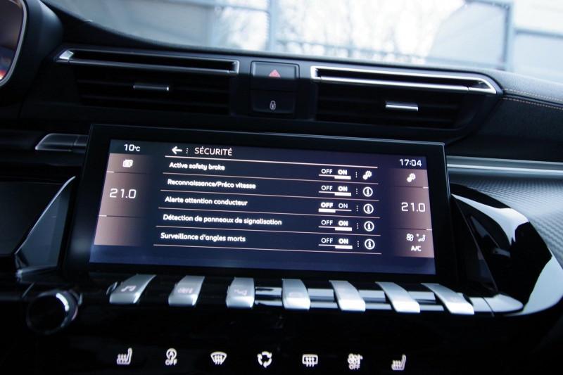 Photo 22 de l'offre de PEUGEOT 508 SW BLUEHDI 160CH S&S GT LINE EAT8 à 36400€ chez ACCEL' AUTO