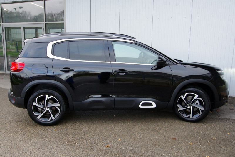 Photo 10 de l'offre de CITROEN C5 AIRCROSS PURETECH 180CH S&S FEEL EAT8 à 28600€ chez ACCEL' AUTO